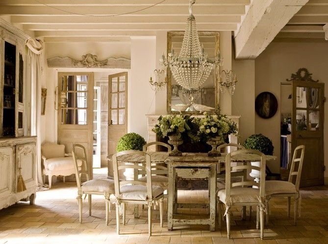Greige Interior Design, Rustic Vintage Country Cottage