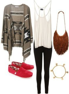 love this outfit.. perfect sweater…