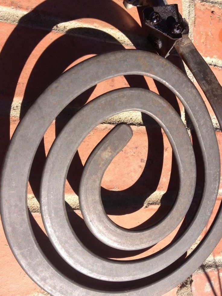 Vintage Stove Parts Frigidaire Flair Large 8 Quot Burner