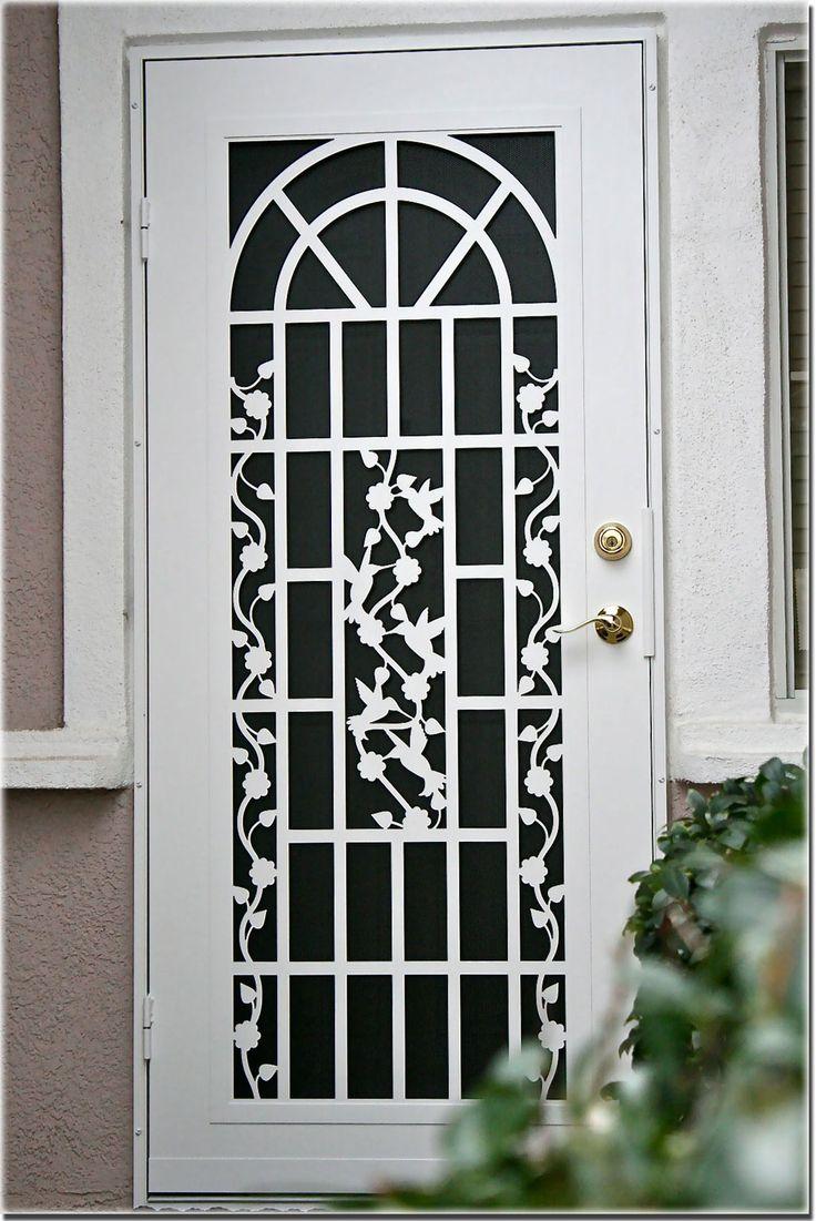 39 Best Images About Security Door Windows Etc On