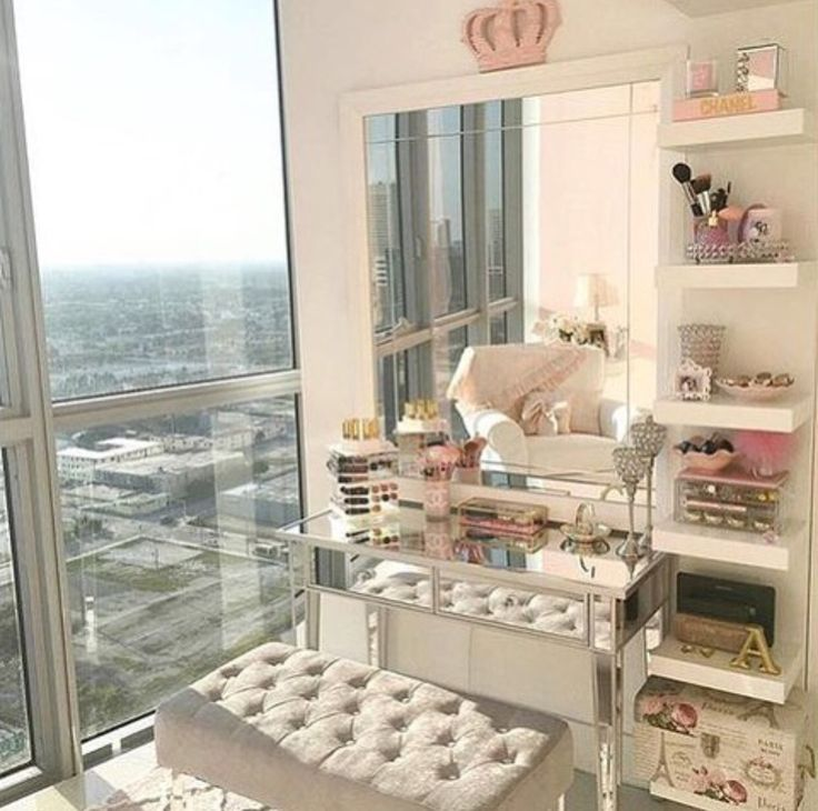 93 best images about A Perfect Cubicle on Pinterest ... on Makeup Room  id=77045