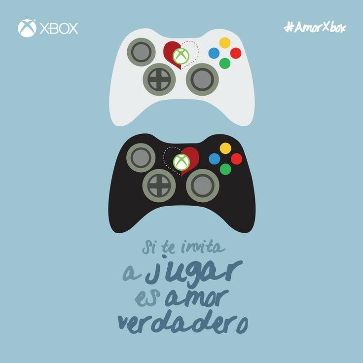 Feliz 14 De Febrero AmorXbox Xbox Xbox360 Estilo De