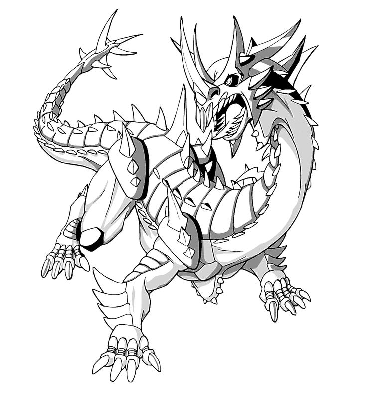 hydranoid bakugan coloring pages for kids printable free