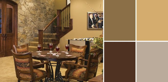 200 best images about colors to paint a rental on on basement wall paint colors id=29667