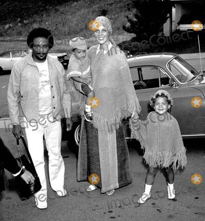 quincy jones with wife ulla and children tina and quincy jones iii family pinterest