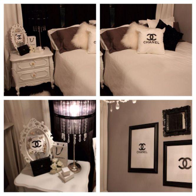 ɛʂɬཞɛƖƖą Chanel Decor Bedrooms