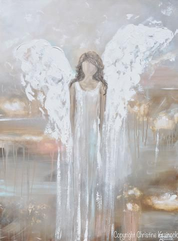 17 Best Ideas About Angel Paintings On Pinterest Angel