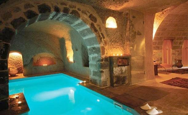 Basement Indoor Pool 2 - Grotto