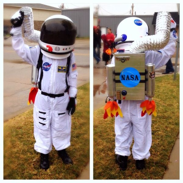 Diy Astronaut Air Tank/Jet Pack/Candy Bag. This thing was ...