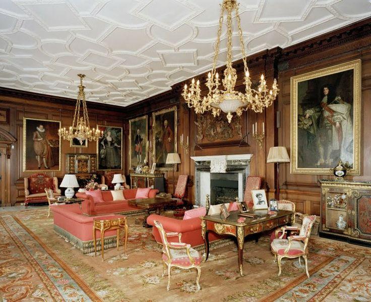 Sitting Room Drumlanrig Castle Scotland Home