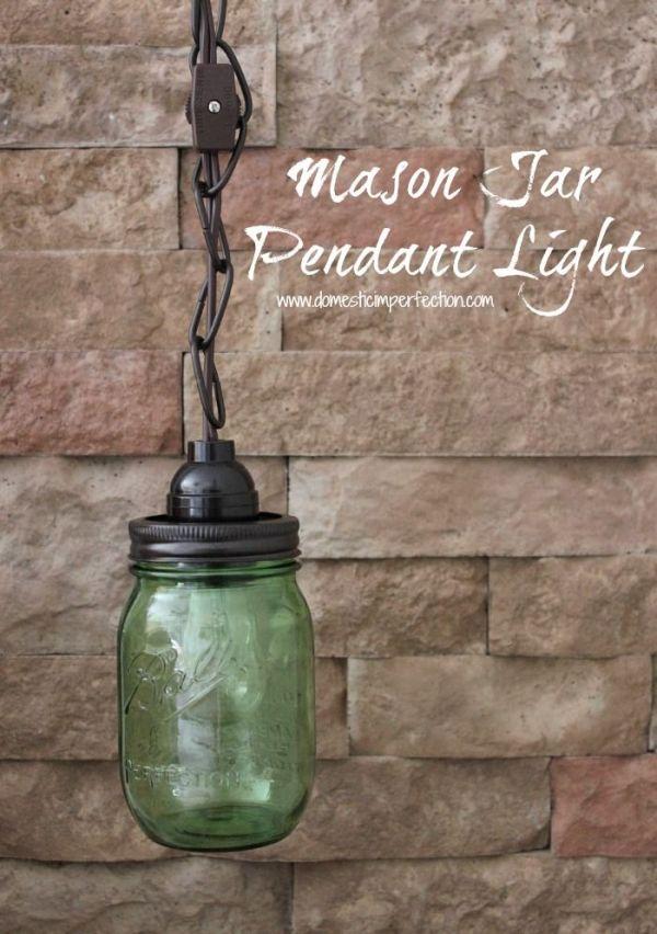 1000+ ideas about Diy Pendant Light on Pinterest | Pendant ...