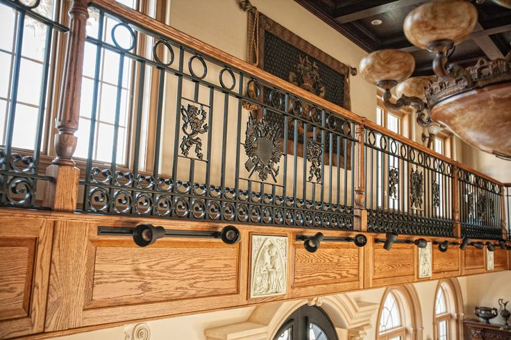 1000 Images About Interior Railings On Pinterest Arts And Crafts Spirals And Iron Railings