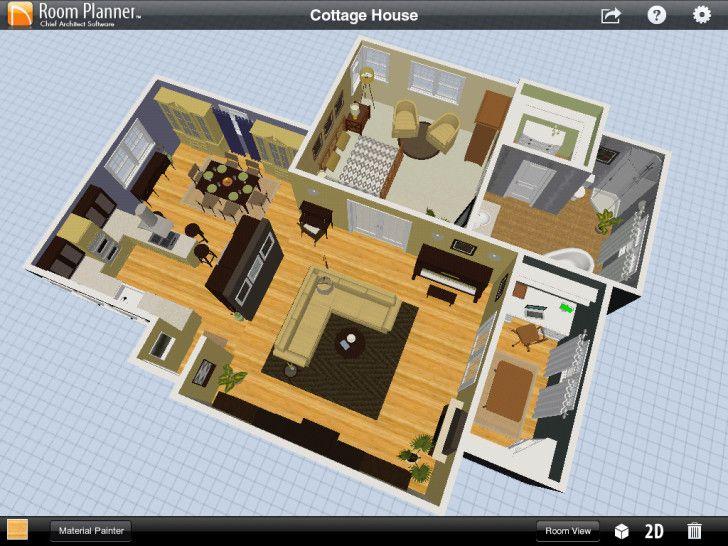 Bathroom Layout Planner App