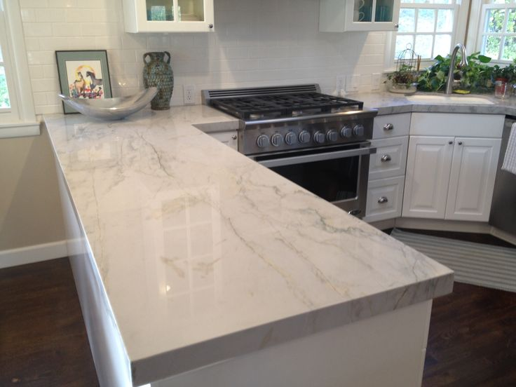 Quartzite Countertops KitchenFamily Rm Project 2015