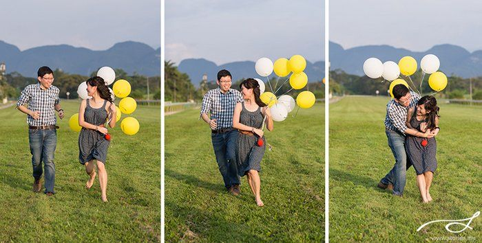 22 Easy Props For Your Prewedding Photoshoot Frugal2fab
