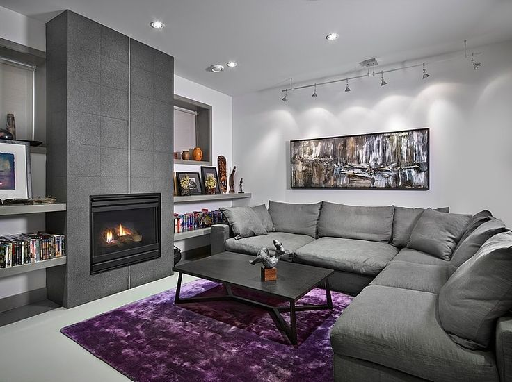 Wtsenates Extraordinary Purple Grey Living Room Ideas In Collection 5910