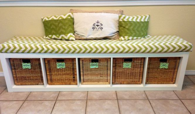 Diy Bench Storage Seat Buscar Con Google Elisa Bedroom Pinterest Bins
