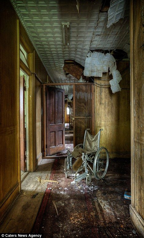 17 Best images about Abandoned Wheelchairs on Pinterest ...