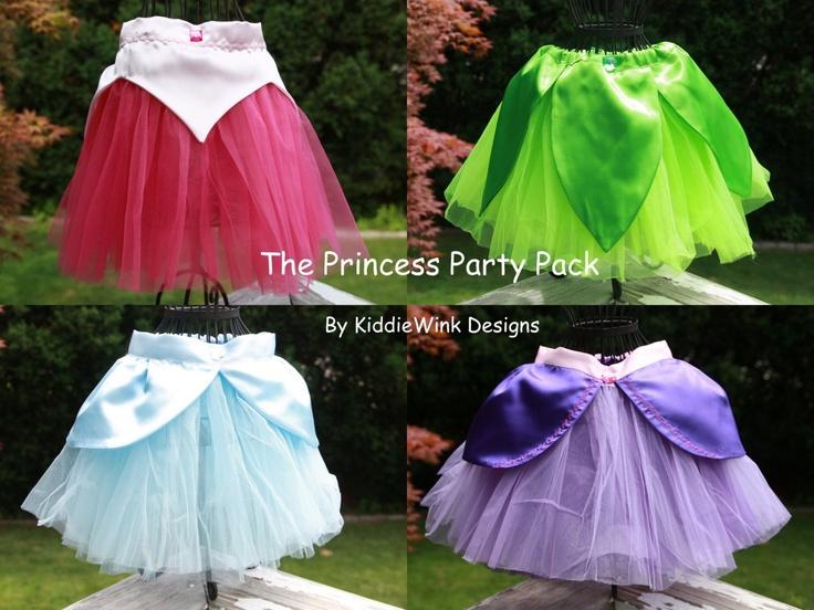 OH goodness! Cinderella, Tinkerbell, Rapunzel and Sleeping Beauty.  www.facebook.com/…