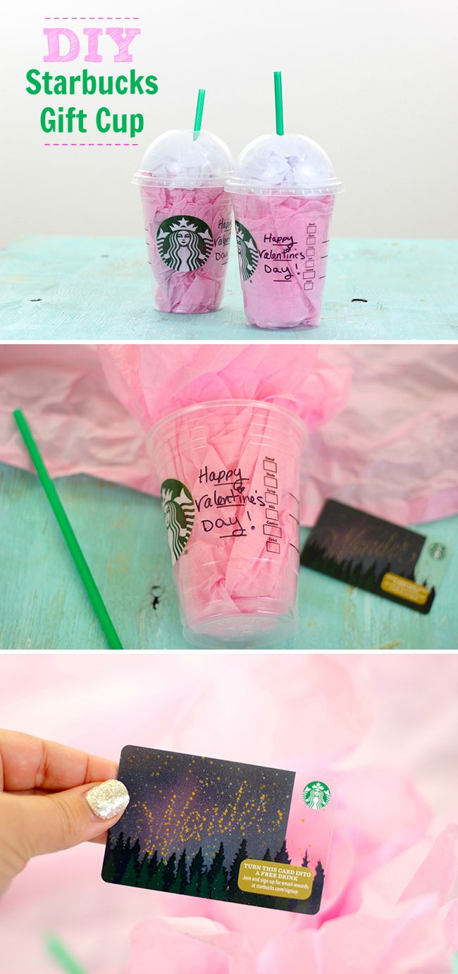 25 Best Starbucks Gift Ideas On Pinterest Starbucks