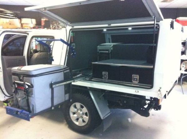 78+ images about Ute Fitout on Pinterest | Vw amarok ...