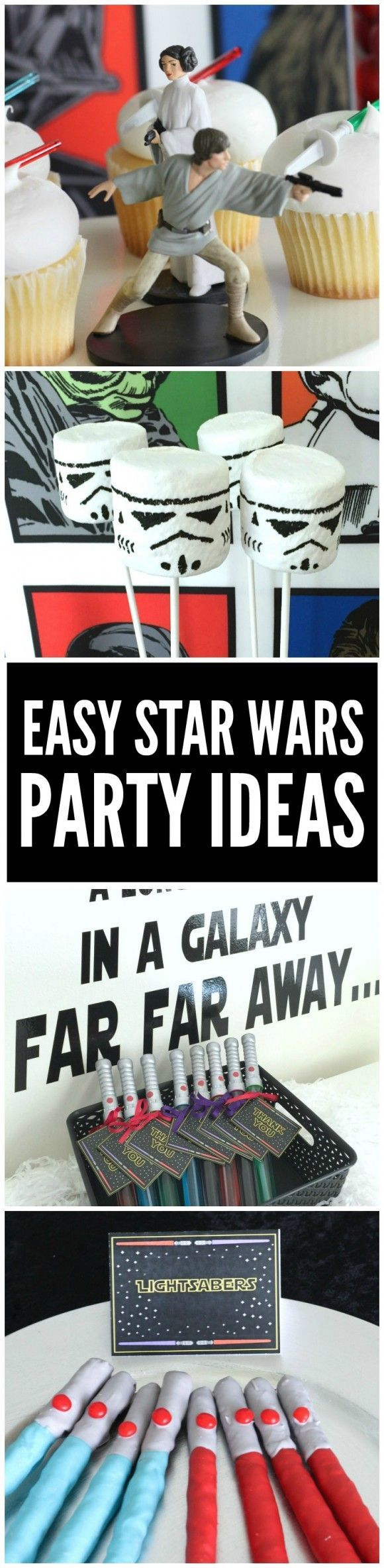 25 Best Ideas About Star Wars Party Favors On Pinterest
