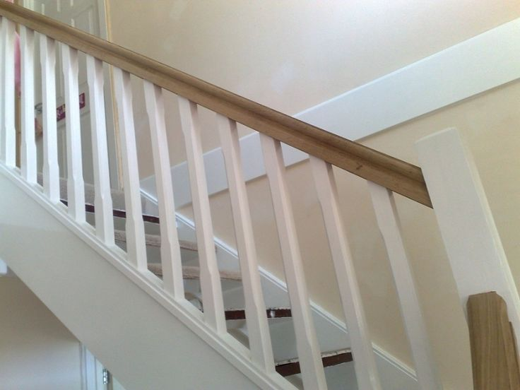 1000 Ideas About Stair Spindles On Pinterest Bannister