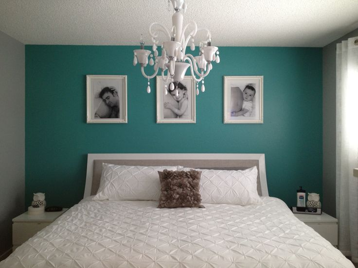 grey and teal bedroom for the home pinterest this on good wall colors for bedroom id=17841
