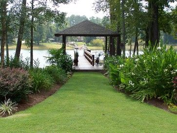 17 Best images about Landscapes for Waterfront parcels on ... on Lakefront Patio Ideas id=77459