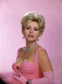 Image result for zsa zsa gabor young