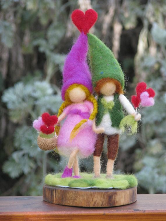40 Best Images About Felted Amp Needle Felted Valentines Day