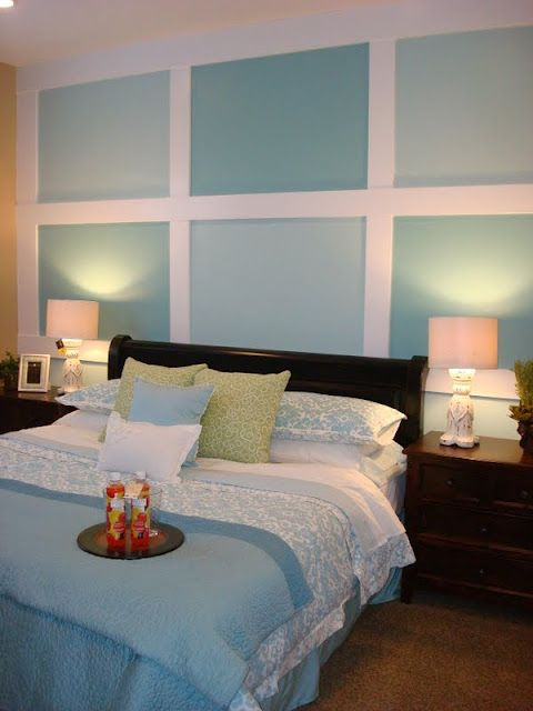 I Could Do Something Like This With Fabric Since Can T Paint My Walls