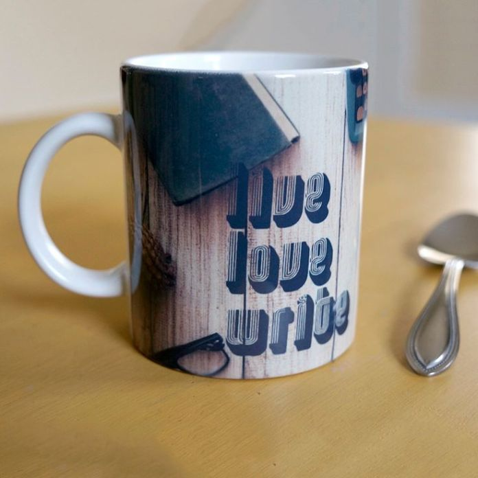 Image result for coffee mugs for writers