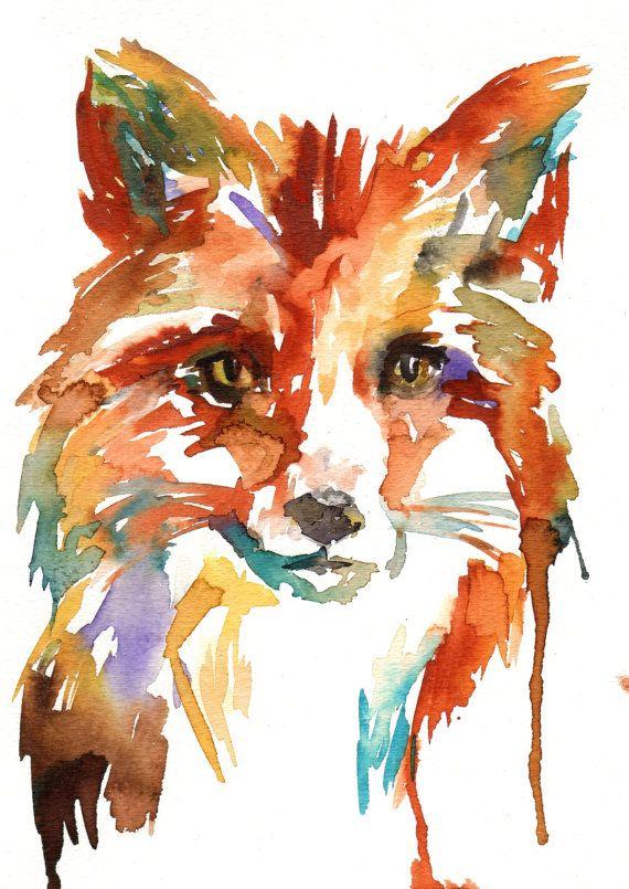 Whats The Fox Say By Jessica Buhman 8 X 10 Original