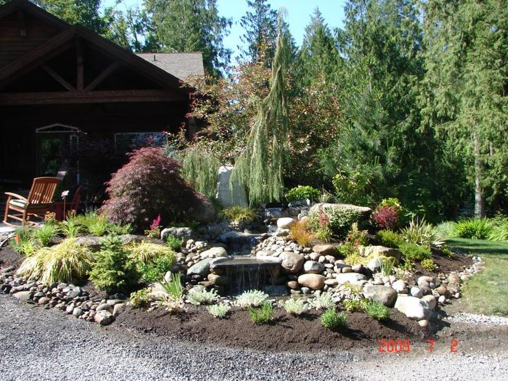 138 best Mountain Home & Landscaping images on Pinterest on Mountain Backyard Ideas id=67248