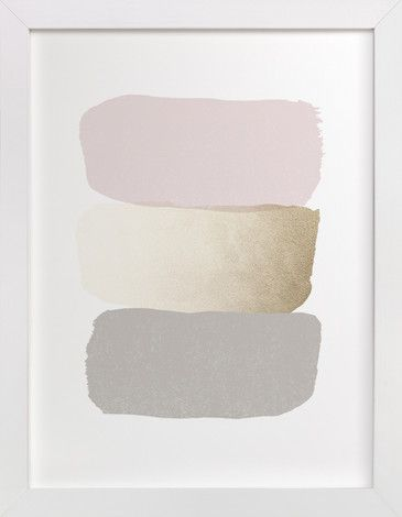blush & gold | by Carrie ONeal