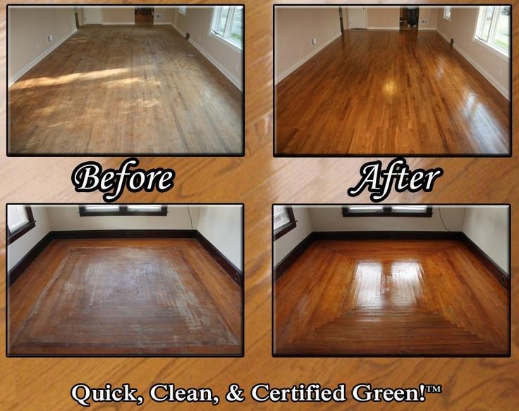 How Hardwood Yourself Refinish Floor