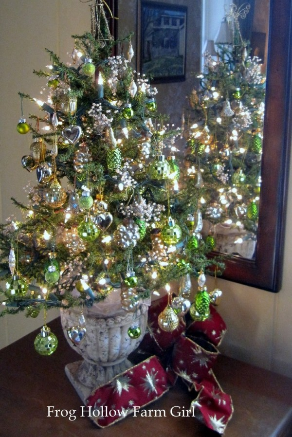 An Irish Christmas Tree- from Frog Hollow Farm Girl- just ...