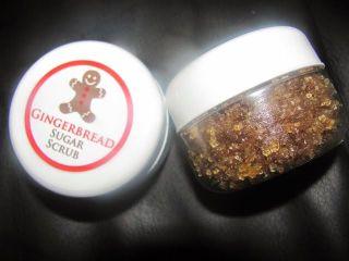 JustEllaBella: Make your own gingerbread sugar scrub