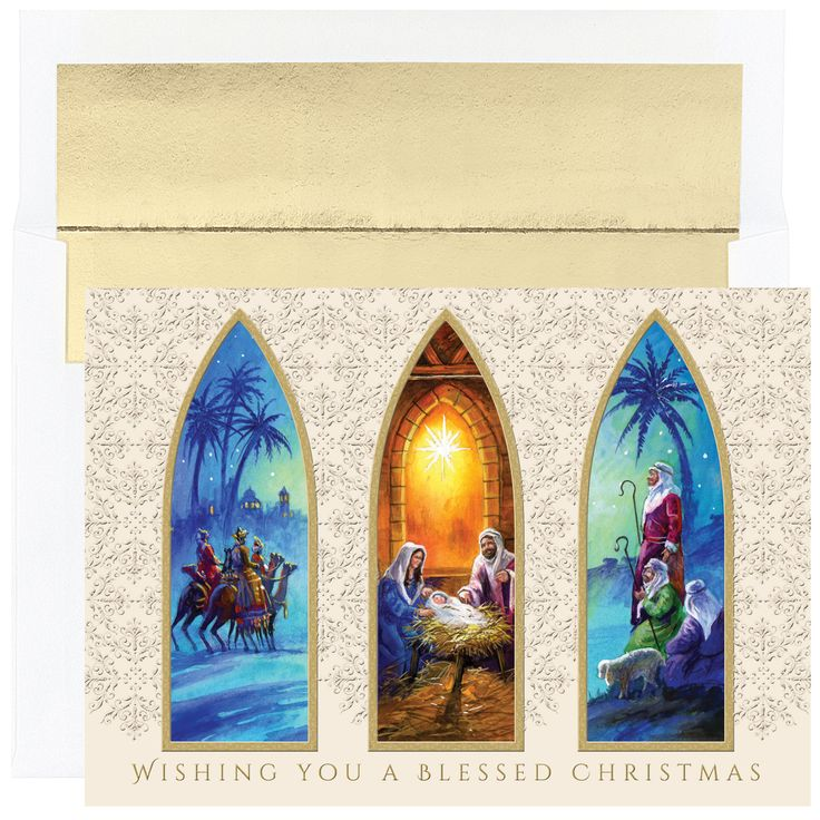 17 Best Ideas About Religious Christmas Cards On Pinterest