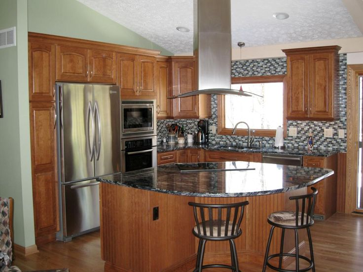 13 best kitchen plans images on pinterest on kitchen makeover ideas id=19215