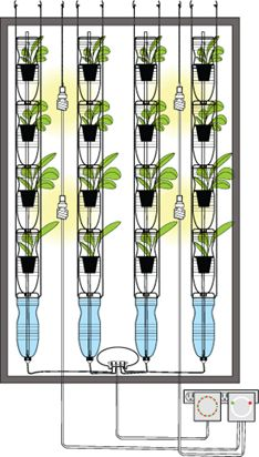 hydroponics window garden u