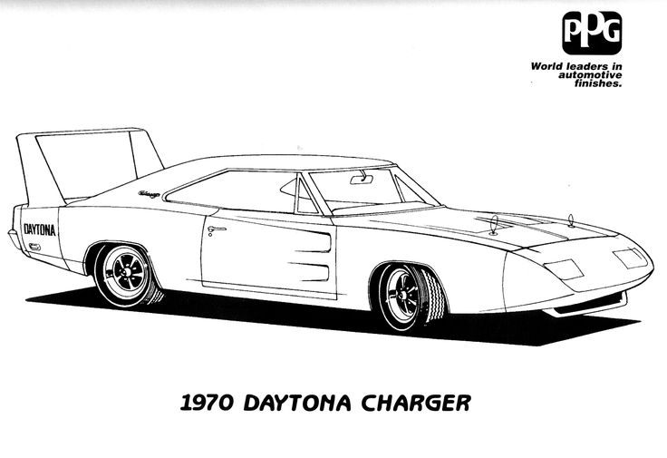 hellcat challenger car coloring pages coloring pages