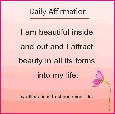 #affirmation
