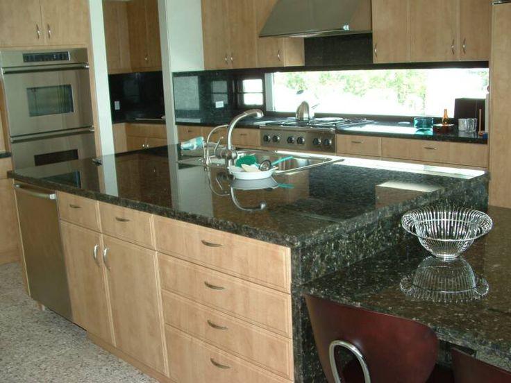 green granite maple cabinets | Granite/Quartz Countertops ... on Natural Maple Maple Cabinets With Quartz Countertops  id=17168