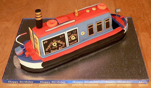 17 Best Images About Barge Cake On Pinterest Boat Cake