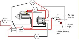 ignition circuit 3 wire alternator  Google Search