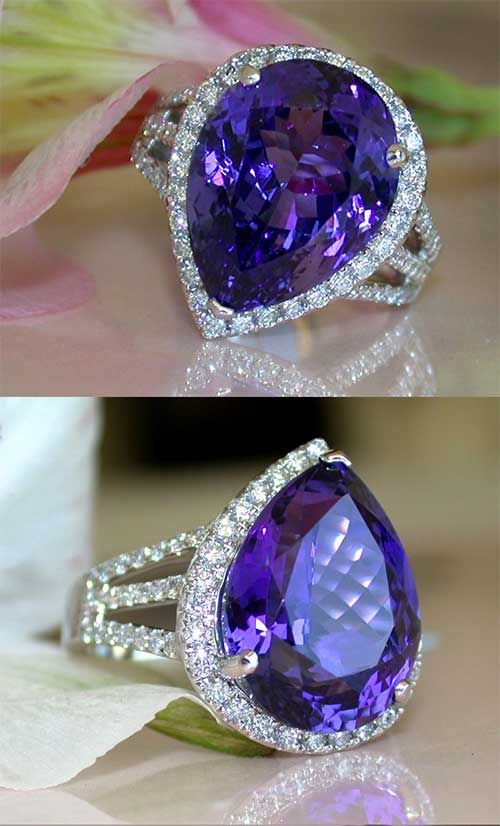 Tanzanite Rings Add A Touch Of Class Words The Ojays