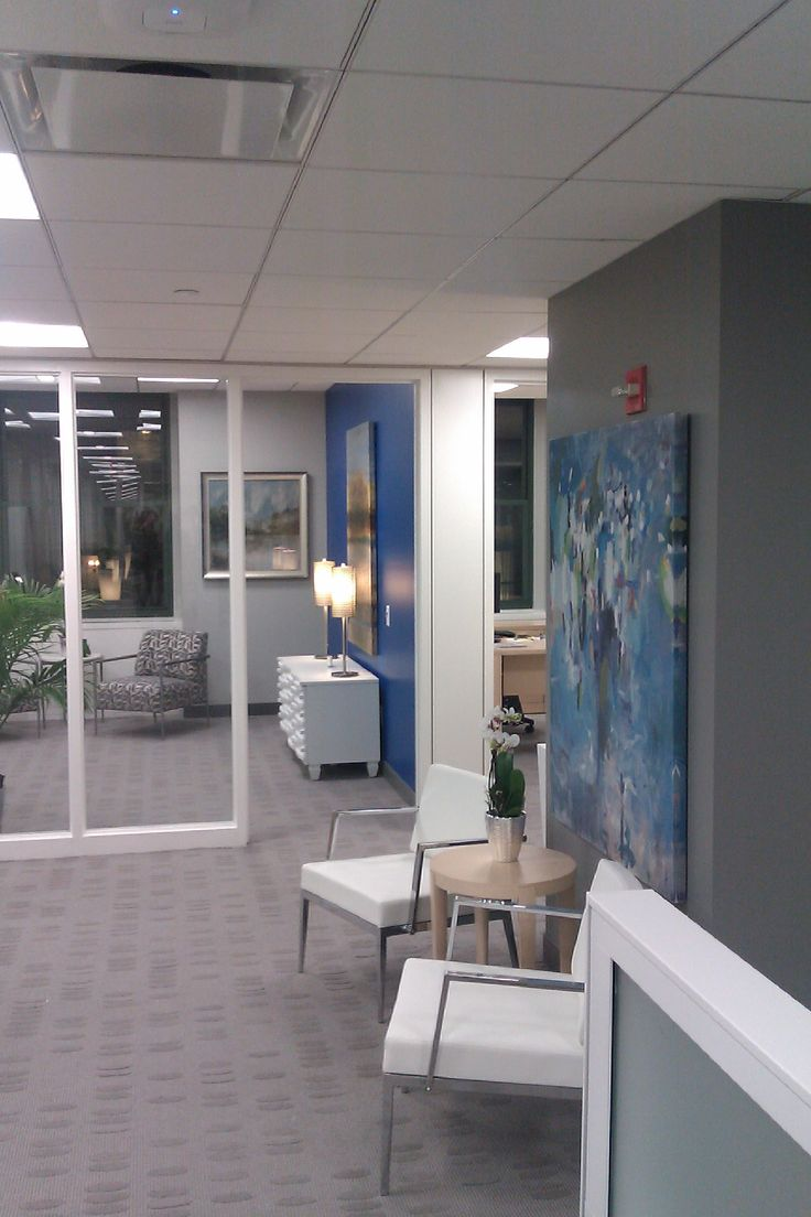 office design park ave ny ny by hunter commercial on commercial office colors for walls id=84300