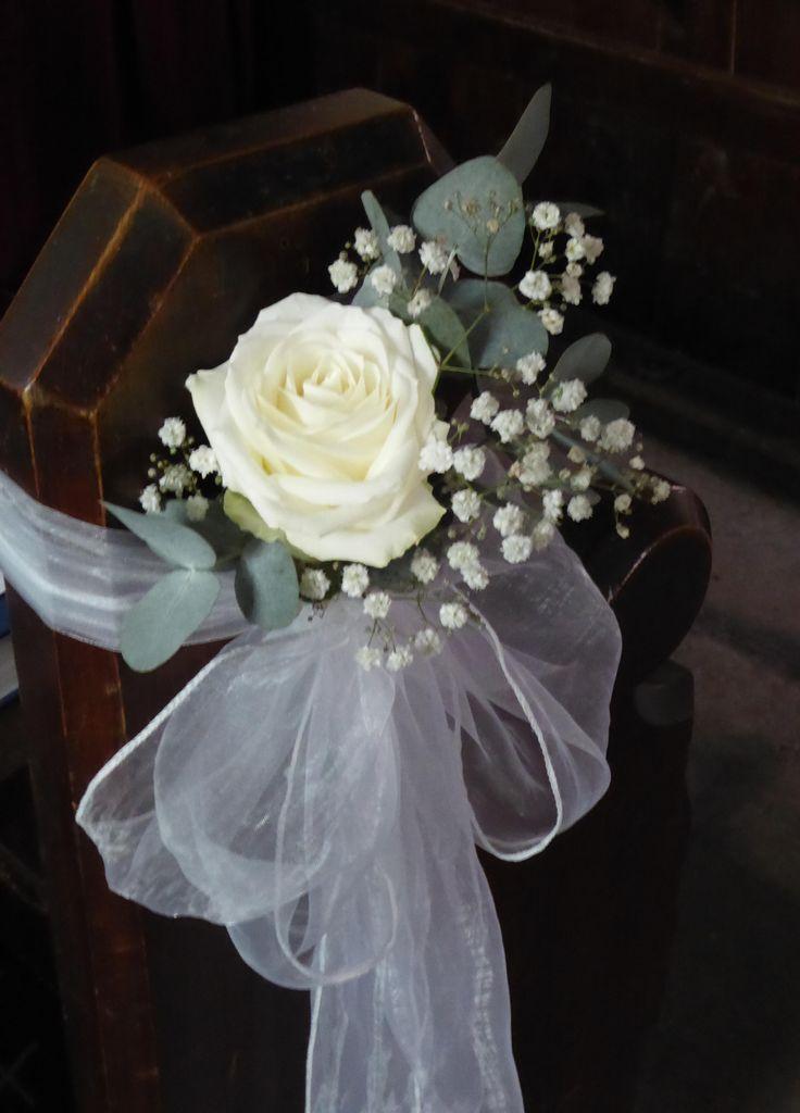 25 Best Ideas About Wedding Pew Decorations On Pinterest
